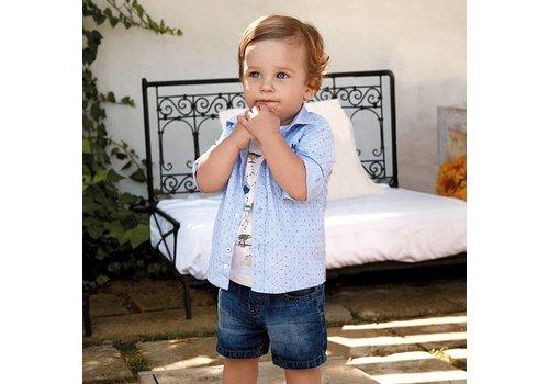 Mayoral Shirt Baby Boy