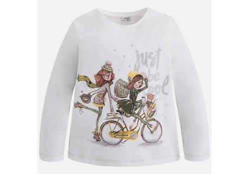 Mayoral T-shirt Girl