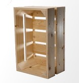 Veilingkist Wooden auction crate