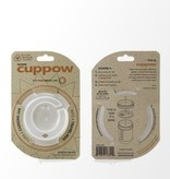 Cuppow Cuppow Wide Mouth Clear