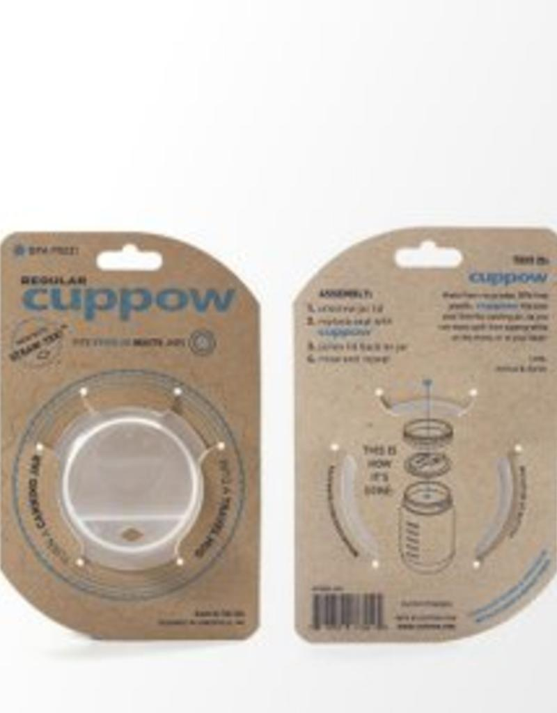 Cuppow Cuppow Regular Mouth Clear