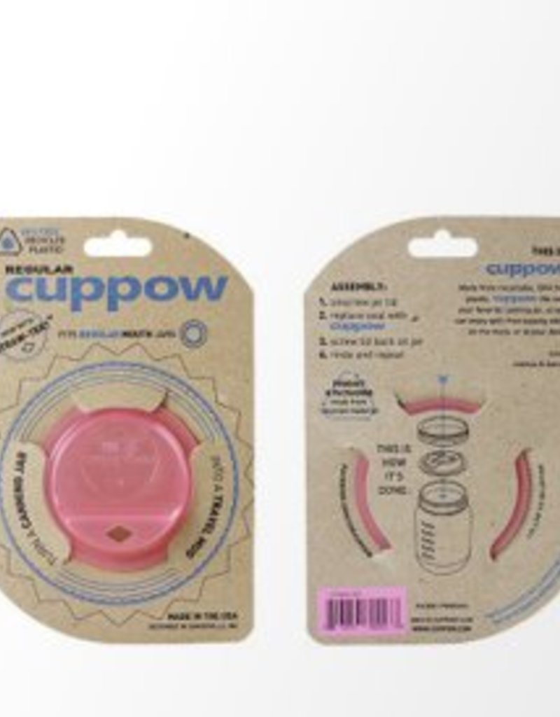 Cuppow Cuppow Regular Mouth Pink