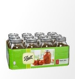 Ball Ball quart regular mouth (32 oz) 12 pieces