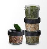 Ball Ball Masonjar dry herb jars (4oz) 4 pieces