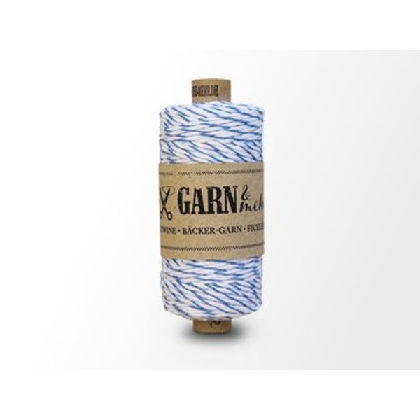 Bäcker-garn regattablauw