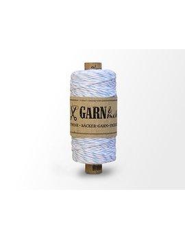 Garn Bäcker-garn Light blue