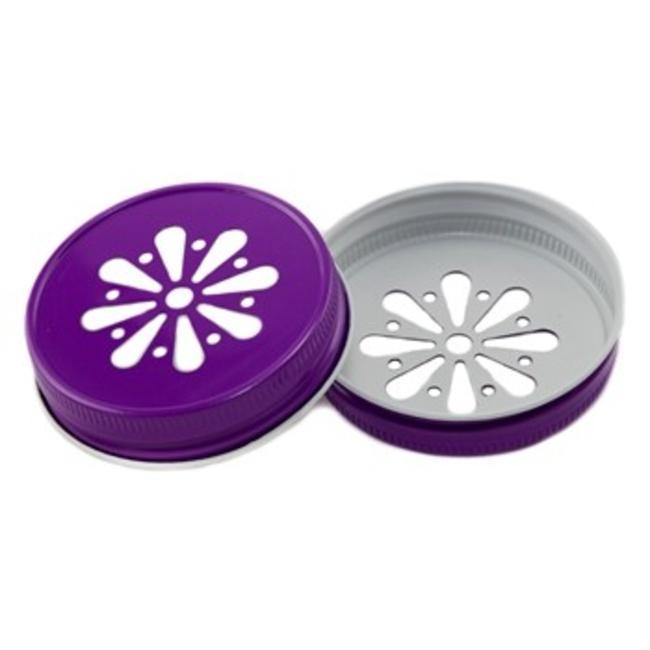 Daisy Cap Daisy cap purple regular mouth