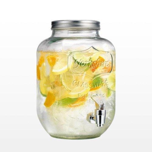 Masonjar Masonjar Drinkdispenser / sapkan 1 Gallon