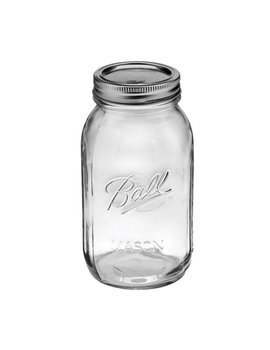 Ball Ball quart regular mouth (32 oz) 12 stuks