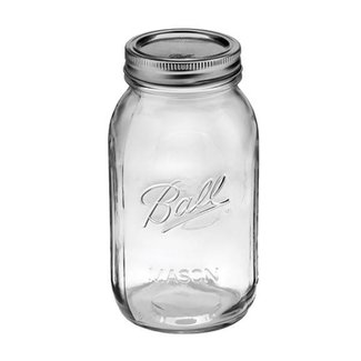 Ball Ball quart regular mouth (32 oz) | 12 stuks
