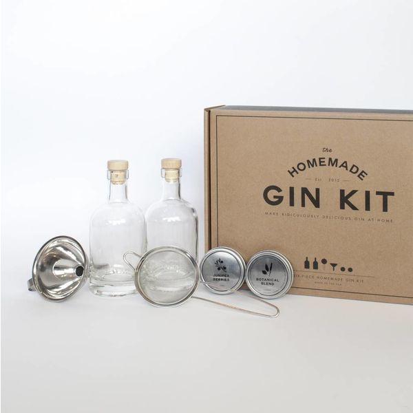 Homemade Gin Kit