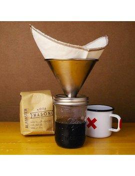 Pour Mason Pour Mason koffiefilter