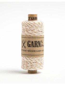 Garn Bäcker-garn Copper - Natural white