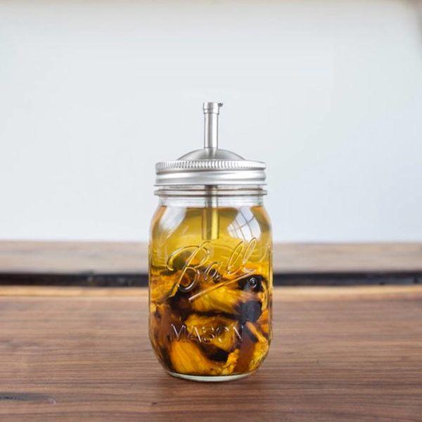 Mason Jar Tap