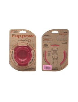 Cuppow Cuppow wide mouth pink