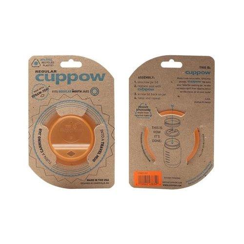 Cuppow Cuppow regular mouth orange