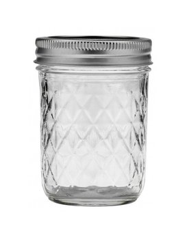 Ball Ball quilted crystal jelly  (8oz)   12 stuks