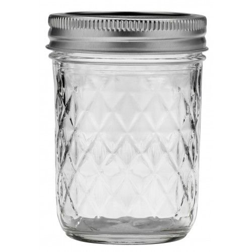 Ball Ball quilted crystal jelly  (8oz) | 12 stuks