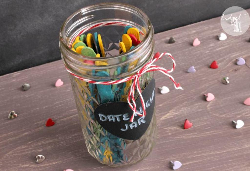 DIY: Maak een date-jar!