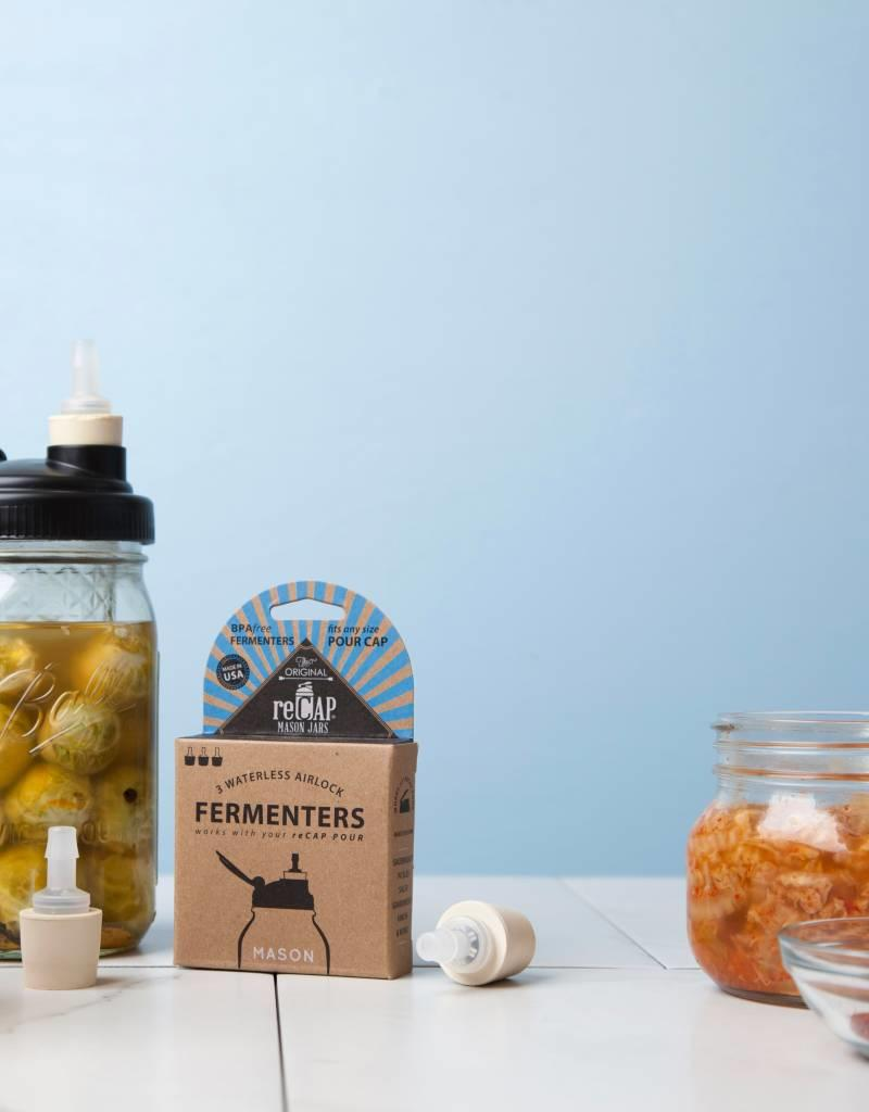 reCAP Fermenter, 3 pack