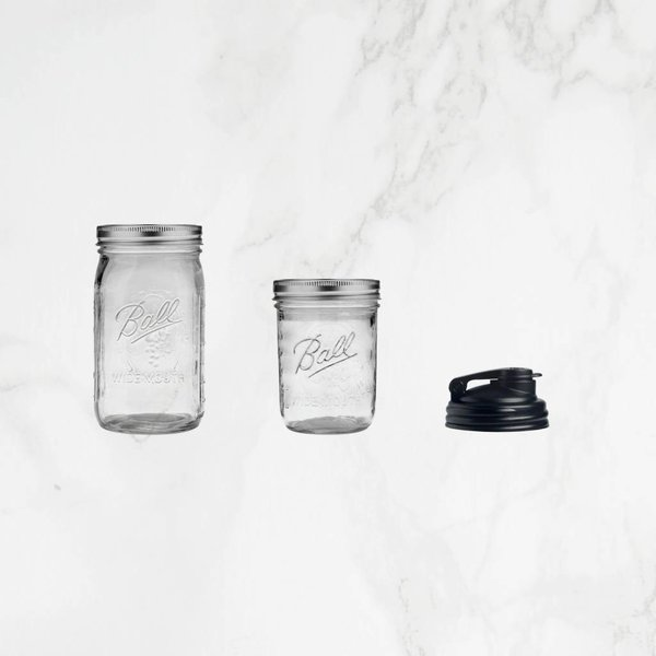 Mason Jar Gift set 3 pieces
