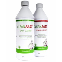 CleanFast Combinatie Daily Cleaner & Power Cleaner