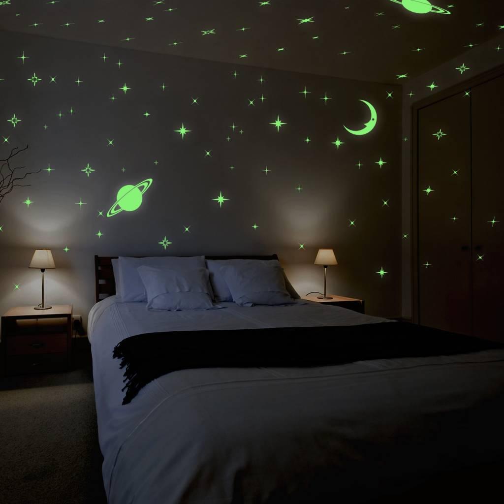 Waarom je echt weer glow in the dark sterren op je plafond moet ...