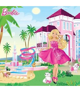 Fotobehang Barbie XL