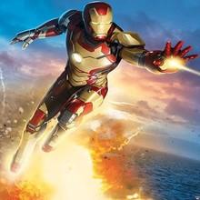 Walltastic Fotobehang Iron Man XL