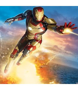 Fotobehang Iron Man XL