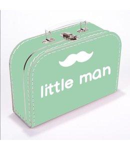 Kinderkoffertje little man