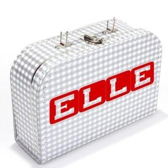 Kinderkoffertje met blokken