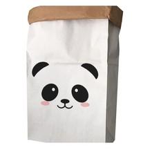 Opbergzak blokbodem panda