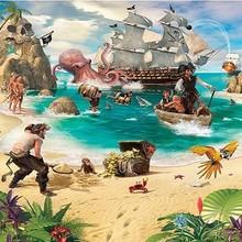 Walltastic Fotobehang piraten XL