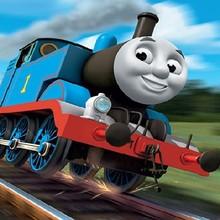 Walltastic Fotobehang Thomas de trein XL