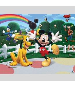 Fotobehang Mickey Mouse XXL