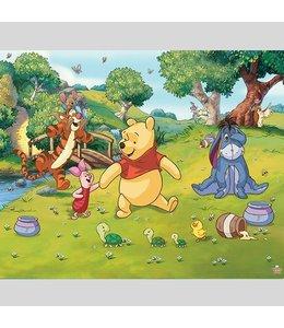 Fotobehang winnie the pooh XXL