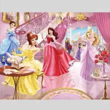 Walltastic Fotobehang prinsessen 2 XXL