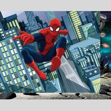 Walltastic Fotobehang spiderman XXL