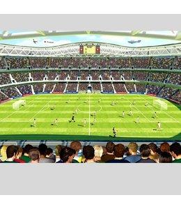 Fotobehang voetbal stadion XXL