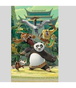 Behangposter Kung Fu panda
