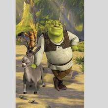 Walltastic Behangposter Shrek