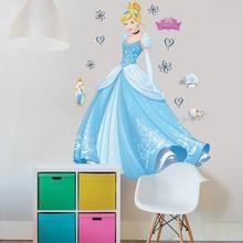 Walltastic Muursticker Cinderella XXL