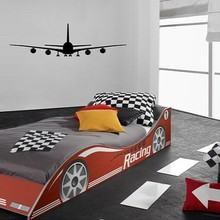 Coart Muursticker Airplane by Coart