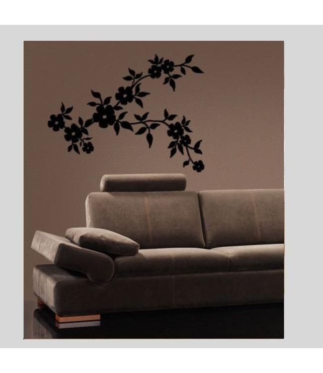 Muursticker Camelia by Coart