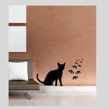 Coart Muursticker katje by Coart