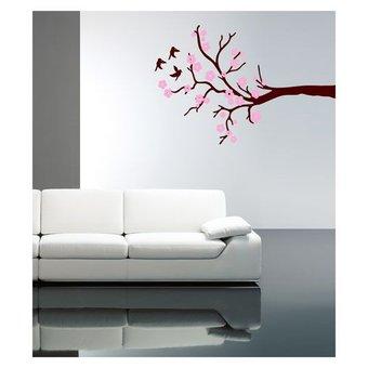 Coart Muursticker cherry blossom by Coart