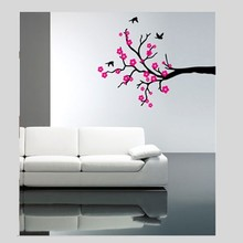 Coart Muursticker cherry blossom by Coart