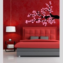 Coart Muursticker Plum  tree by Coart