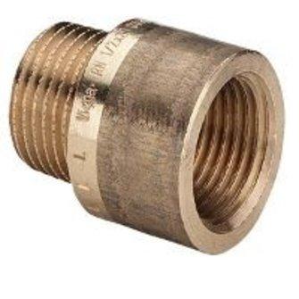 """Viega Hahnverlaengerung 1/2"""" x 20mm DVGW"""
